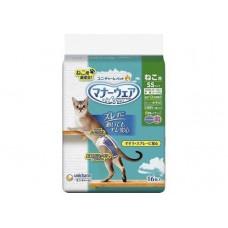 Подгузники для кошек размер SS 1,5-3,5 кг (20-30) см 16 шт
