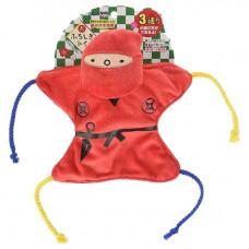 Tarky.Co Игрушка в виде фигурки Ниндзя с функцией уход за зубами для собак средних и мини пород, 1шт