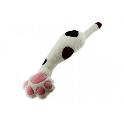 Купить в Красноярске Doggyman Дразнилка для кошек в виде кошачьей лапы, белая за  599 руб.