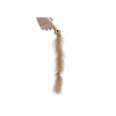 Купить в Красноярске Doggyman Дразнилка-напёрсток в виде льва для кошки, 1шт за 290 руб.