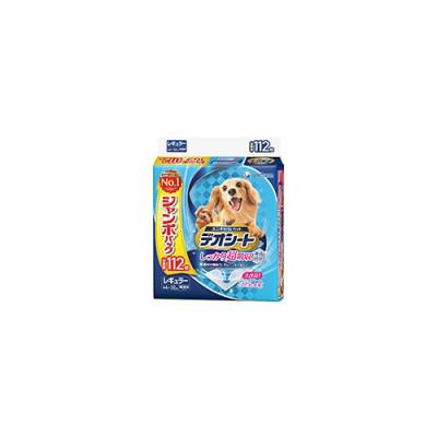 Пеленки для собак Unicharm дезодорирующие без ароматизации 44 х 32 см (112 шт)