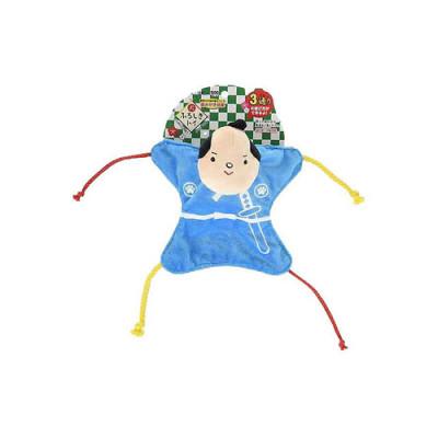 Tarky.Co Игрушка в виде Самурая с функцией ухода за зубами для собак средних и мини пород, 1шт