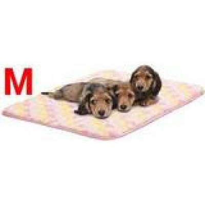 Коврик-лежак с теплоизоляционным слоем, размер  М   45 х 75см