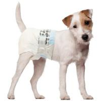 Подгузники, пояс, прокладки для собак