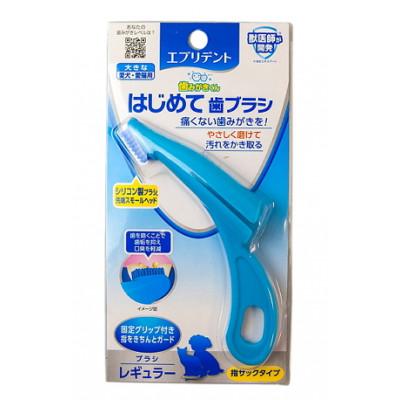 Earth Зубная щетка для регулярного применения для животных, 1уп