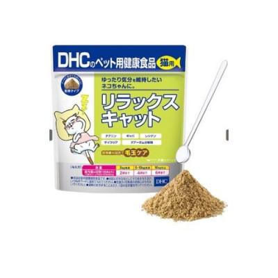 DHC Добавка в корм для кошек поддерживающая здоровье суставов Япония