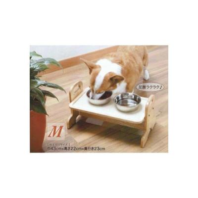 DoggyMan Стол обеденный для собак и крупных пород кошек. Размер М