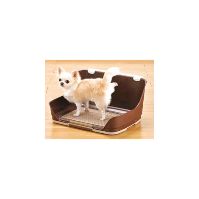 Биотуалет для собак Bondi коричневый S
