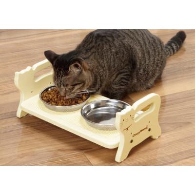 CattyMan Стол деревянный для кошек